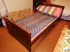 Кровать 1,5 с матрасом