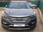 Hyundai Santa Fe 2.2AT, 2016, 90056км