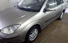 Ford Focus 1.6 МТ, 2003, седан