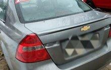 Chevrolet Aveo 1.2МТ, 2008, 160000км