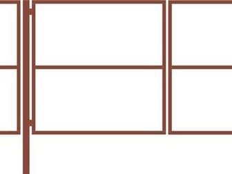 Новое foto Строительные материалы Ворота и калитки садовые 33790754 в Костроме