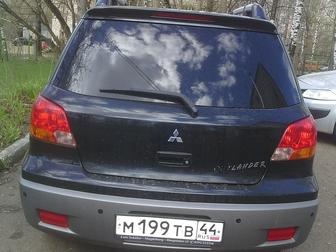 Mitsubishi Outlander Универсал в Костроме фото
