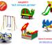 Фото в   изготовим детские игровые площадки разных в Ростове-на-Дону 45000