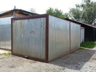 Новое фото  Гараж-пенал - надежная защита Вашего транспортного средства 32555032 в Коврове