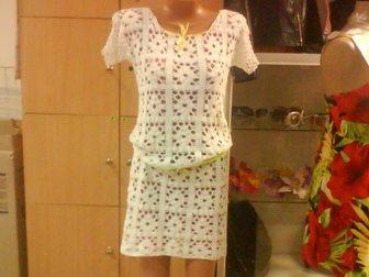 Смотреть фото Женская одежда Летний ажур 32835538 в Коврове