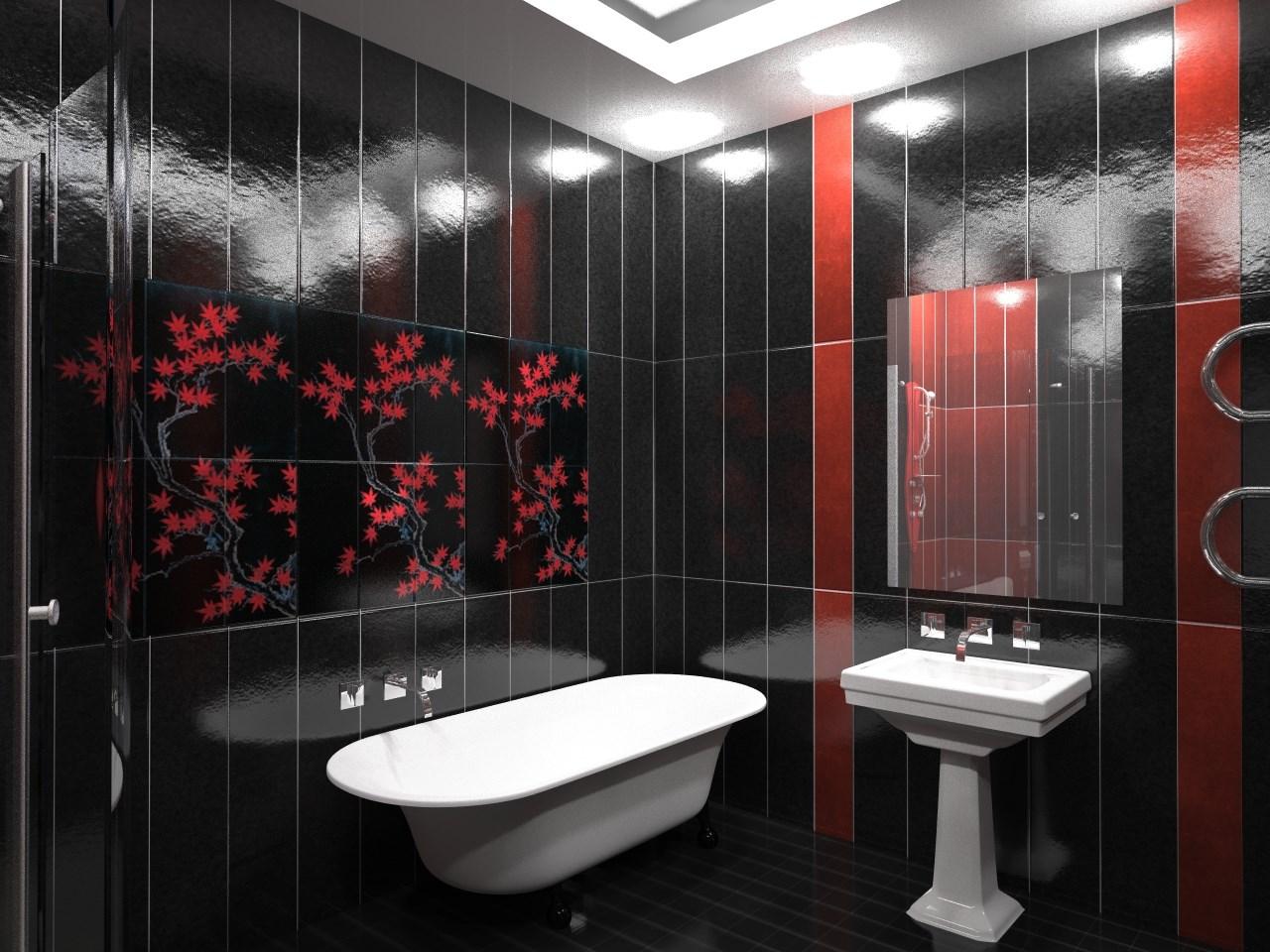Ванны ремонт панелями дизайн