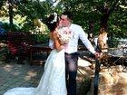 Фото в Одежда и обувь, аксессуары Свадебные платья Продам свадебное платье, размер подойдет в Краснодаре 10000