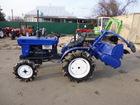 Изображение в Сельхозтехника Трактор Страна производитель: Япония;    Марка: Iseki; в Краснодаре 409500