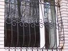 Фото в Строительство и ремонт Двери, окна, балконы Изготовим за 1-2 дня металлические решетки в Краснодаре 1700