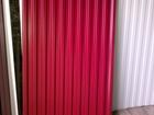 Изображение в Строительство и ремонт Строительные материалы Профлист для забора марка С8. Ширина 1, 2м. в Краснодаре 485
