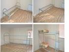Фотография в Строительство и ремонт Строительные материалы 1 или 2 ух ярусные металлические кровати в Краснодаре 1500
