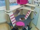 Фотография в   Продается новый игровой домик для кошечки. в Краснодаре 15000