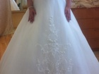 Скачать бесплатно фотографию  Продам свадебное платье 37615691 в Краснодаре