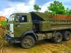 Изображение в   Вывозим строительный мусор грузовыми самосвалами. в Краснодаре 3500