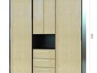 Просмотреть foto Мягкая мебель Шкаф-купе 1730 с нишей без зеркал в наличии 37789166 в Краснодаре
