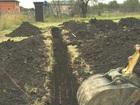 Изображение в Строительство и ремонт Ландшафтный дизайн Выполняем все виды земляных работ: рытье в Краснодаре 150