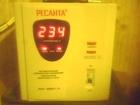 Фотография в Бытовая техника и электроника Другая техника Продам за ненадобностью стабилизаторы однофазные-Recanta-10000в в Краснодаре 8000