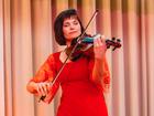 Уникальное foto Организация праздников Скрипачка на праздник, Электро-скрипка 38305485 в Краснодаре