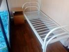 Фото в Мебель и интерьер Мебель для спальни реализуем кровати металлические 1900/800 в Краснодаре 1200