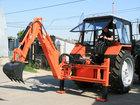 Скачать бесплатно изображение  Навесной экскаватор на трактор МТЗ, E37 38450855 в Коломне