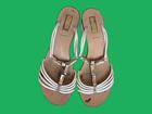 Скачать фотографию Женская обувь Босоножки женские бу фирменные три пары 38808334 в Краснодаре