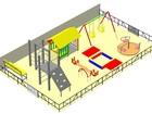Скачать бесплатно изображение Мебель для прихожей Детские площадки от производителя - осенние акции и скидки, Доставка, 40018371 в Краснодаре