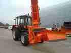 Увидеть фотографию Навесное оборудование Роторный снегоочиститель на МТЗ 82 43160777 в Краснодаре