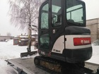 Увидеть фото Экскаватор Продам мини экскаватор Bobcat E16 2014 г, в, 55715145 в Краснодаре