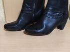 Увидеть фото Женская обувь Полусапожки женские р, 36, утепленные 68836028 в Краснодаре