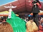 Смотреть фото  Ходулисты на велком зону,на ваш праздник 68922632 в Краснодаре