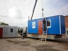 Новое фотографию  Размер, планировка и комплектация стандартная или по желанию заказчика 69718919 в Краснодаре