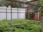 Продаётся земельный участок 4.5 сотки с жилым домом (саман-к
