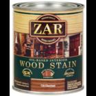 Полупрозрачные и укрывные масла по дереву ZAR (США) в Краснодаре