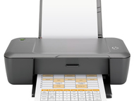Струйный принтер HP DJ 1000 Принтер в отличном состоянии, практически не использ