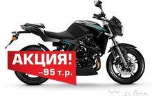 Мотоцикл CF650 NK