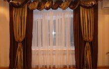 Индивидуальный пошив штор , ламбрекенов, покрывал