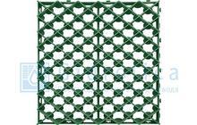 Решётка газонная Gidrolica® Eco Pro РГ-60, 60, 4 пластиковая зелёная