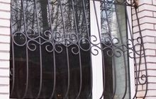 Решетки на окна, двери, балконы