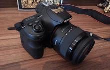 Камера со сменной оптикой Sony Alpha SLT-A58