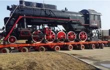 Перевозка негабаритных и тяжеловесных грузов до 200 тонн