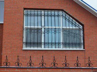 Смотреть фото Двери, окна, балконы Решетки на окна, балконы, оградки, столики 30030940 в Краснодаре
