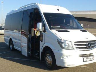 Свежее foto Авто на заказ Микроавтобус на заказ Мерседес Спринтер 20 мест 32274043 в Краснодаре