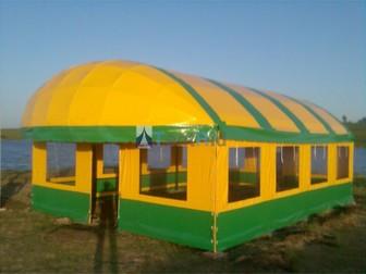 Уникальное фото Другие строительные услуги Палатки для кафе 32457711 в Краснодаре