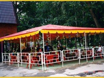 Новое изображение Другие строительные услуги Палатки для кафе 32457711 в Краснодаре