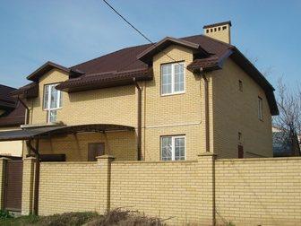 Смотреть фото Продажа квартир Продам новый 2-эт, дом 285/120/58 м2 (участок 5 сот), р-он ул, Средней/Народной 32530499 в Краснодаре