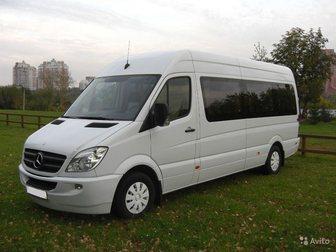 Просмотреть фотографию Аренда и прокат авто Аренда Автобуса Мерседес Спринтер 20 мест 32570180 в Краснодаре