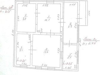 Уникальное фото Продажа домов Продам дом 98/40/12 м2 (участок 5 сот), п, Северный 32604064 в Краснодаре