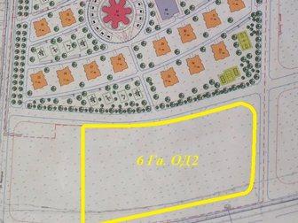 Смотреть фотографию Земельные участки Участок, 6 Га, Собственность, ОД2, Под торговые центры, гипермаркеты, Фасадный, 32648536 в Краснодаре