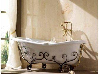Просмотреть foto  Подставки для ванной и раковины кованые 32806076 в Краснодаре