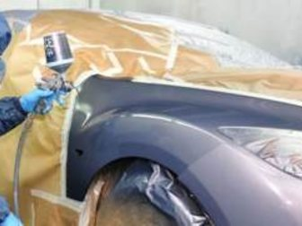 Уникальное фото  Малярные работы по покраске авто и частичный ремонт 32860299 в Краснодаре